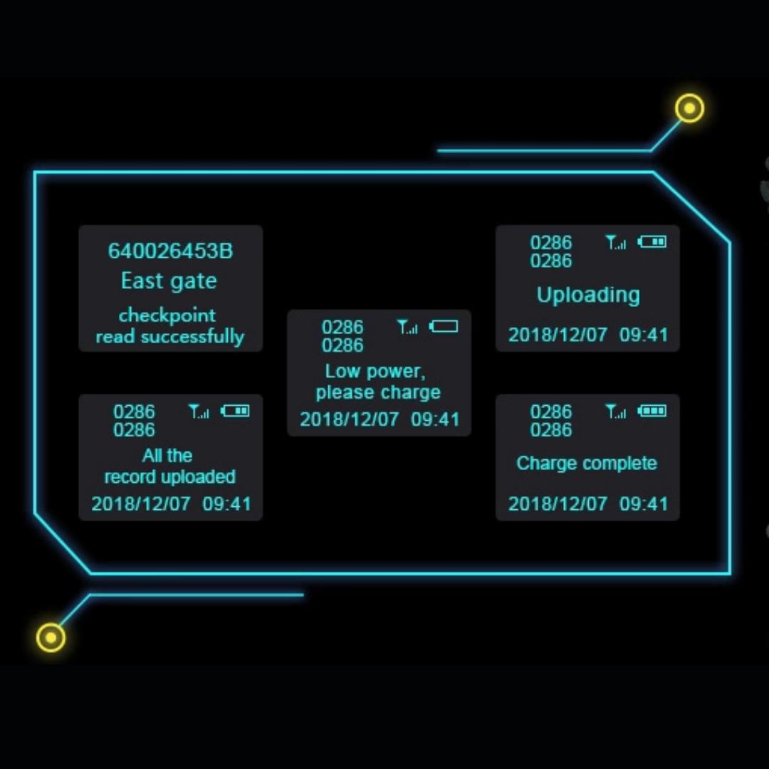 CY-GTK2 Display Prompts