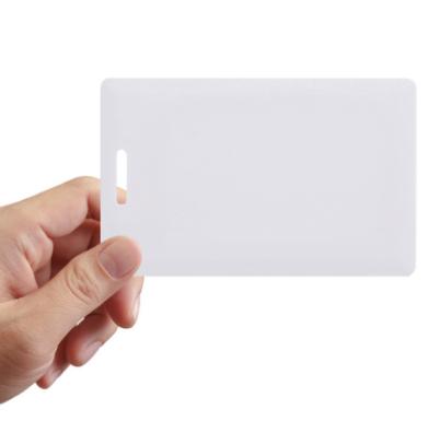 Clamshell Card-Mockup
