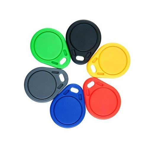 RFID Keychain Tag-Color Variants